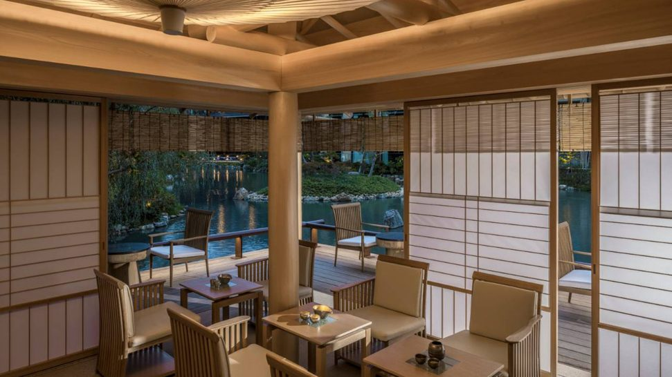 Four Seasons Hotel Kyoto Shiraitei