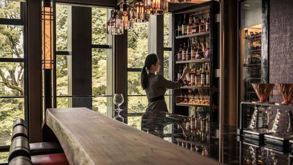 Four Seasons Hotel Kyoto The Lounge & Bar