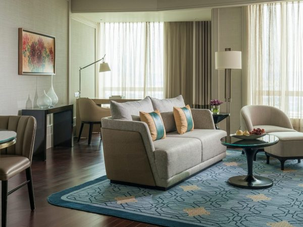 Four Seasons Hotel Macao Cotai Strip Executive Suite