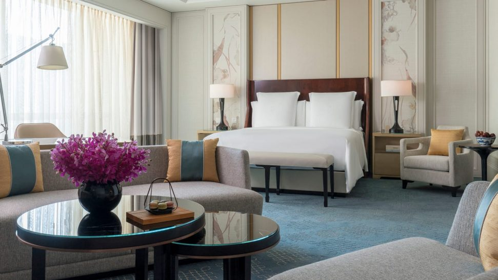 Four Seasons Hotel Macao Cotai Strip Junior Suite