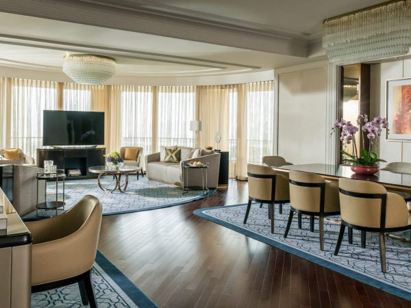 Four Seasons Hotel Macao Cotai Strip Presidential Suite