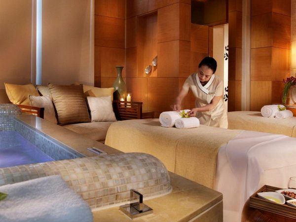 Four Seasons Hotel Macao Cotai Strip Spa