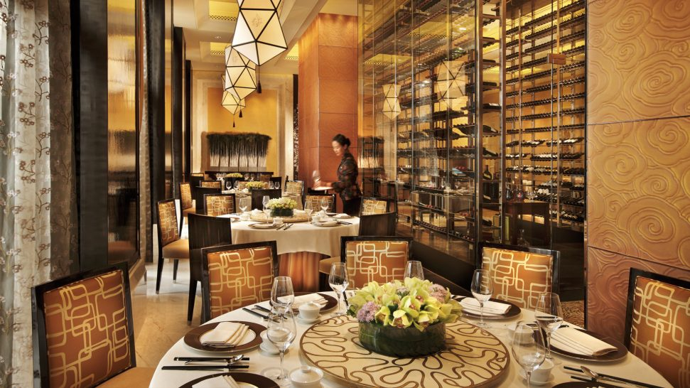 Four Seasons Hotel Macao Cotai Strip Zi Yat Heen