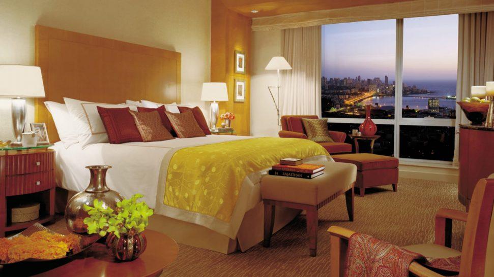 Four Seasons Hotel Mumbai Deluxe Room Sea View