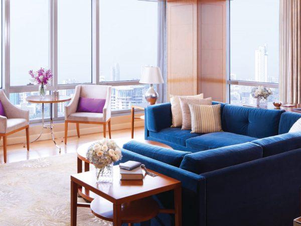 Four Seasons Hotel Mumbai Deluxe Suite Sea View