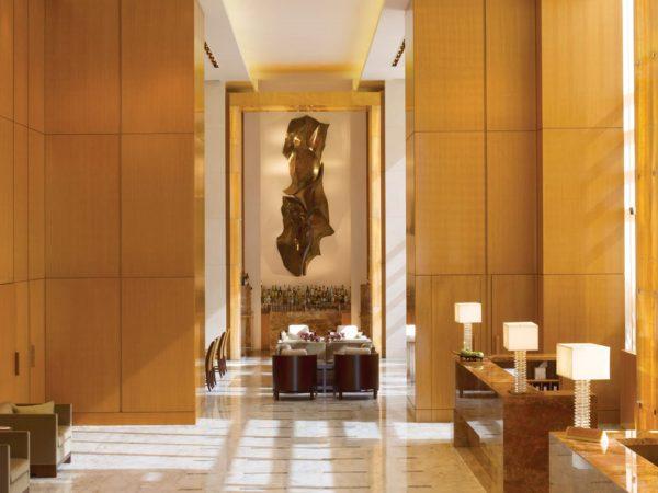Four Seasons Hotel Mumbai Lobby View