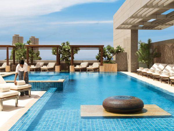 Four Seasons Hotel Mumbai Pool Deck