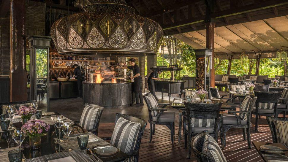 Four Seasons Resort Chiang Mai Char