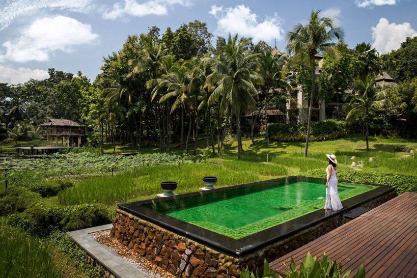 Four Seasons Resort Chiang Mai Pool
