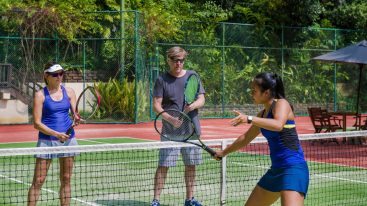 Four Seasons Resort Chiang Mai Tennis