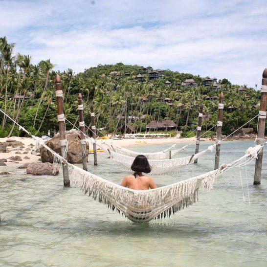 Four Seasons Resort Koh Samui Beach