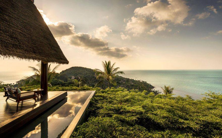Four Seasons Resort Koh Samui Panorama