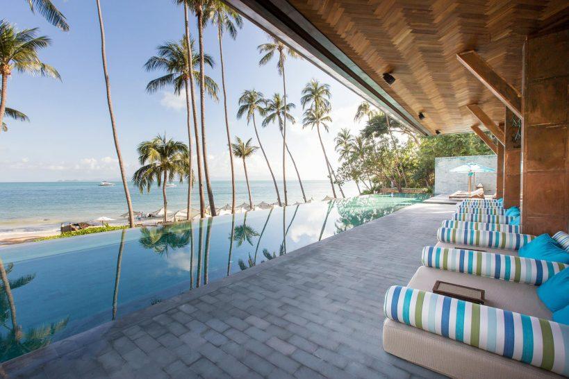 Four Seasons Resort Koh Samui Pool