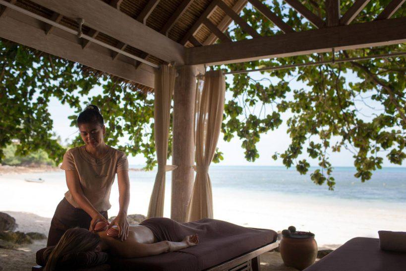 Four Seasons Resort Koh Samui Spa Massage