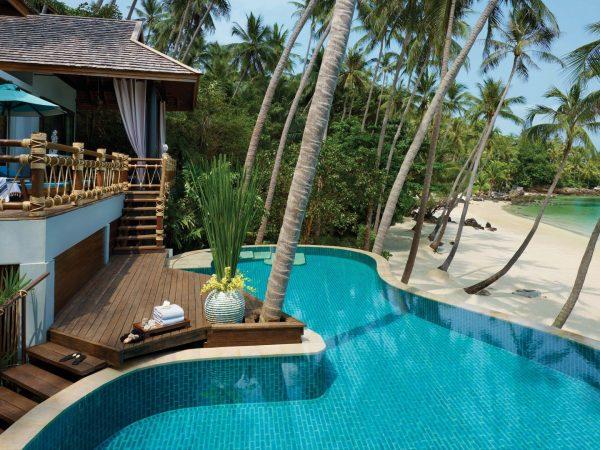 Four Seasons Resort Koh Samui Thailand Beach House
