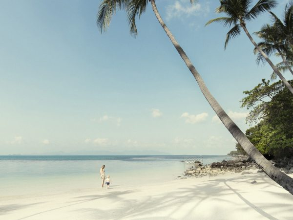 Four Seasons Resort Koh Samui Thailand Beach View