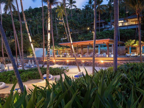 Four Seasons Resort Koh Samui Thailand CoCoRum Bar