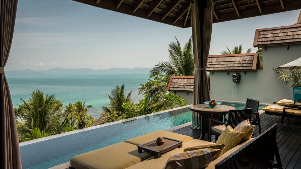 Four Seasons Resort Koh Samui Thailand Deluxe One-Bedroom Pool Villa