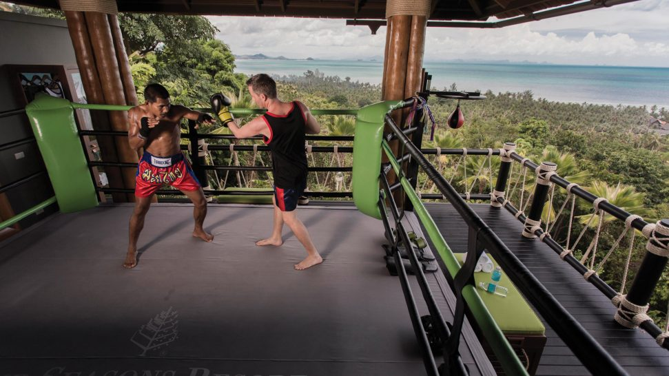 Four Seasons Resort Koh Samui Thailand Fitness Center