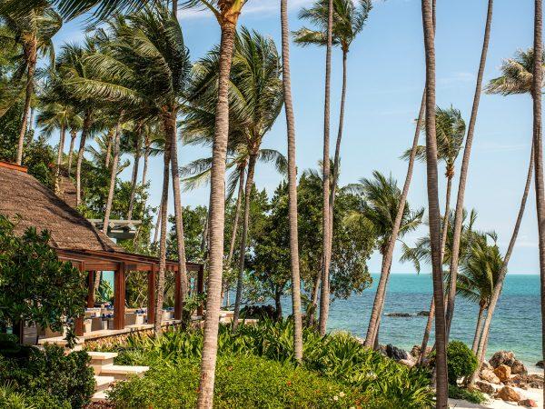 Four Seasons Resort Koh Samui Thailand Ocean View