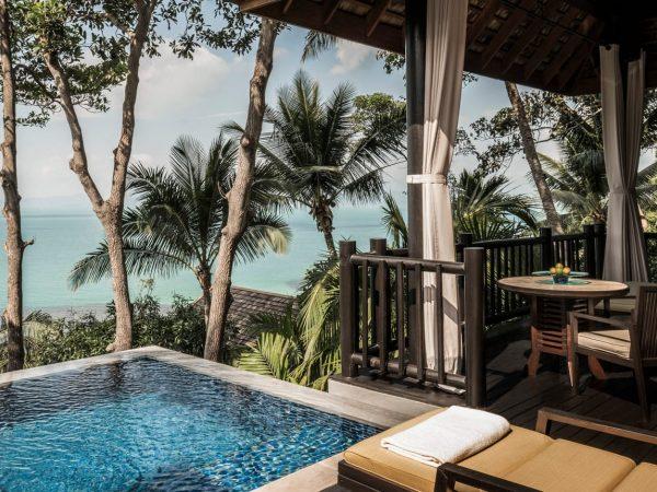 Four Seasons Resort Koh Samui Thailand One-Bedroom Pool Villa