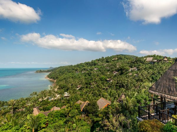 Four Seasons Resort Koh Samui Thailand Overview