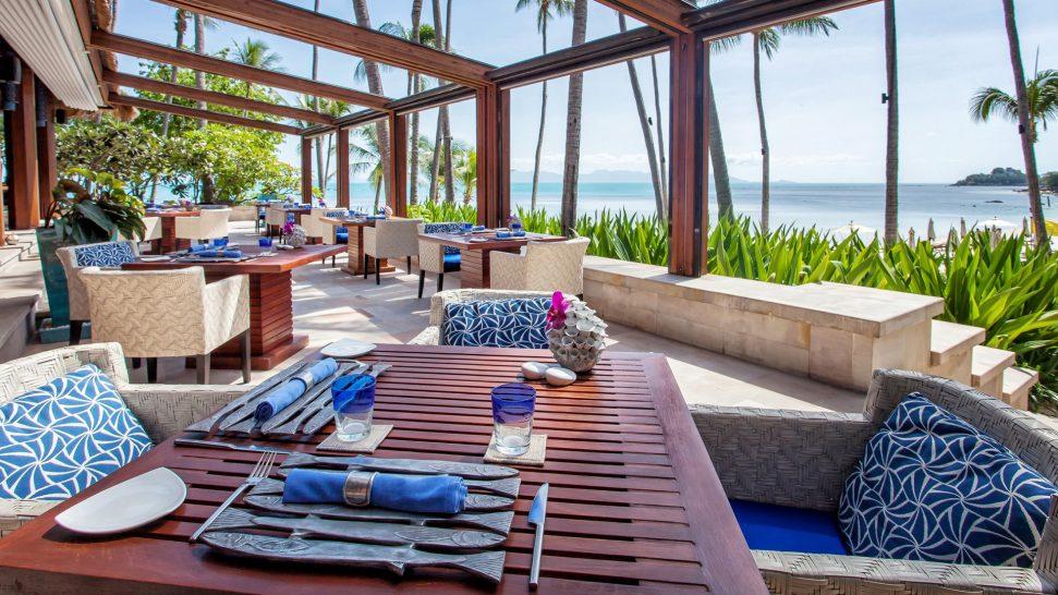 Four Seasons Resort Koh Samui Thailand Pla Pla