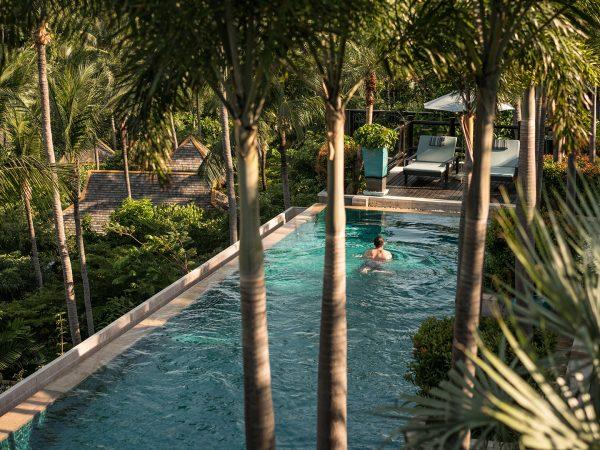 Four Seasons Resort Koh Samui Thailand Pool