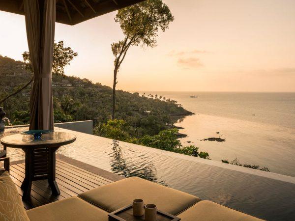 Four Seasons Resort Koh Samui Thailand Premier One-Bedroom Pool Villa