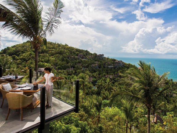 Four Seasons Resort Koh Samui Thailand Rum Vault