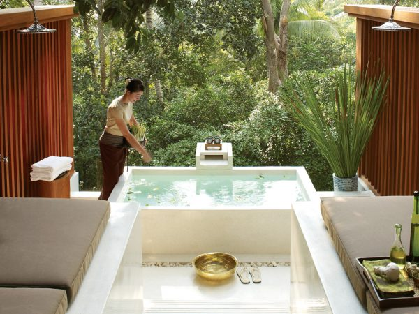 Four Seasons Resort Koh Samui Thailand Spa