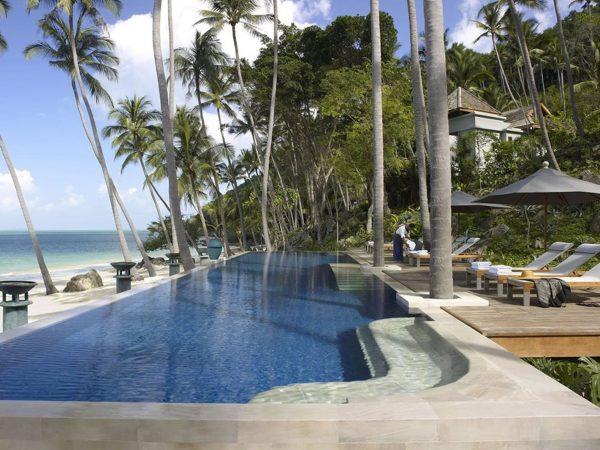 Four Seasons Resort Koh Samui main pool