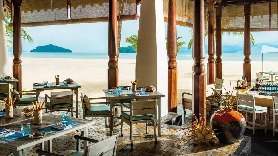 Four Seasons Resort Langkawi Malaysia Kelapa Grill