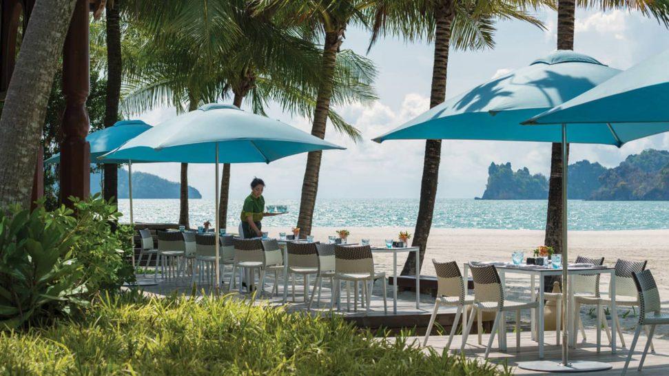 Four Seasons Resort Langkawi Malaysia serai