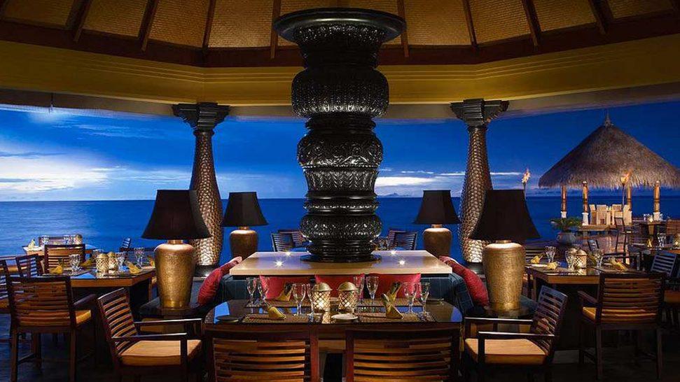 Four Seasons Resort Maldives at Kuda Huraa cafe huraa