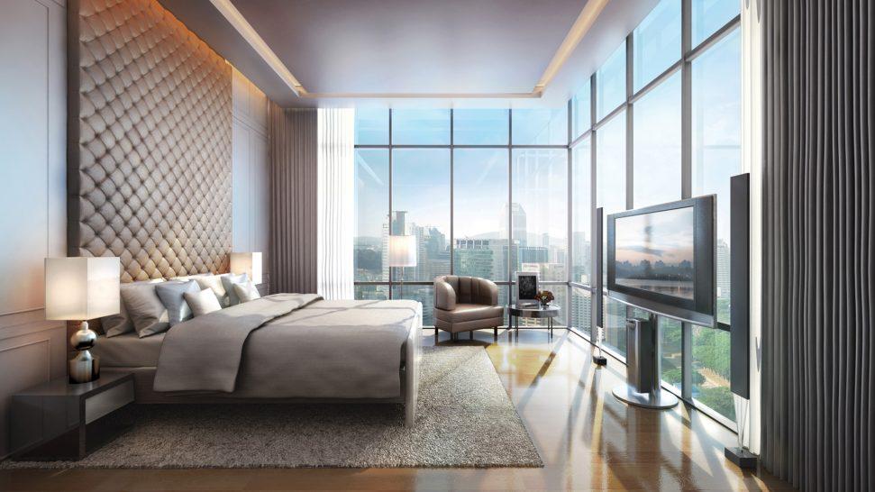 Four Seasons hotel Kuala Lumpur City View Room