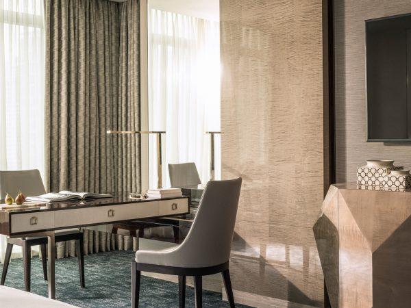 Four Seasons hotel Kuala Lumpur Club Premier Park-View Room