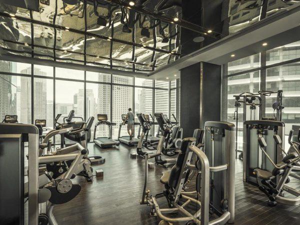 Four Seasons hotel Kuala Lumpur Gym