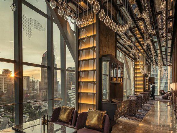 Four Seasons hotel Kuala Lumpur Lobby
