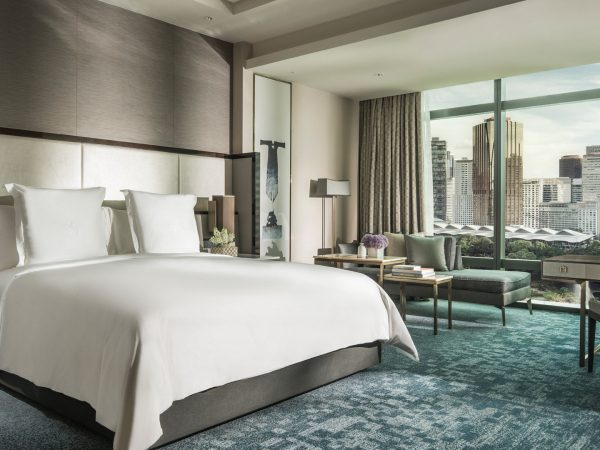 Four Seasons hotel Kuala Lumpur Park View Room