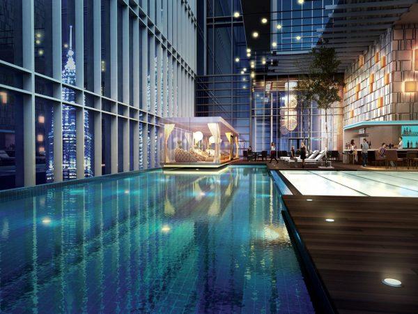 Four Seasons hotel Kuala Lumpur Spa