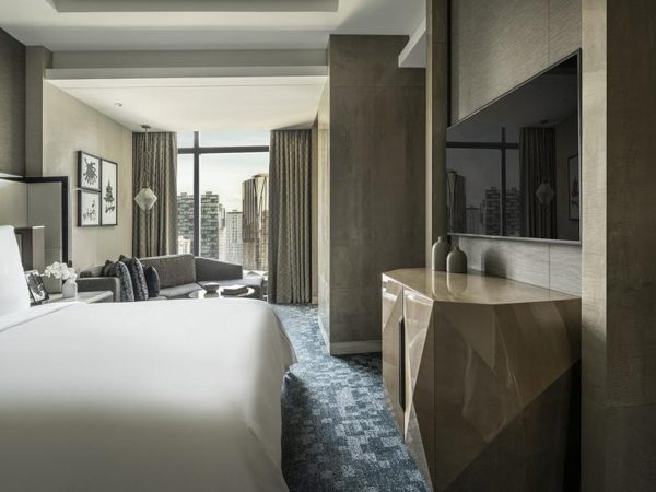 Four Seasons hotel Kuala Lumpur Two Bedroom Premiere Park View Apartments