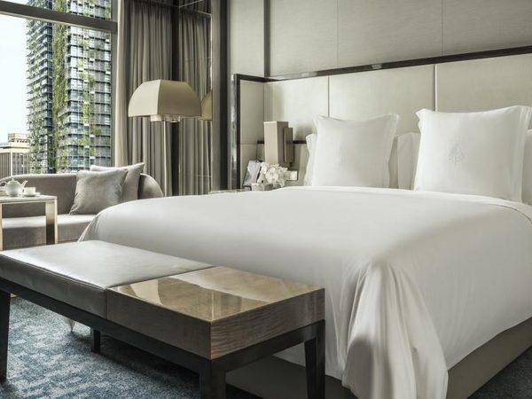 Four Seasons hotel Kuala Lumpur Two bedroom executive park view apartment