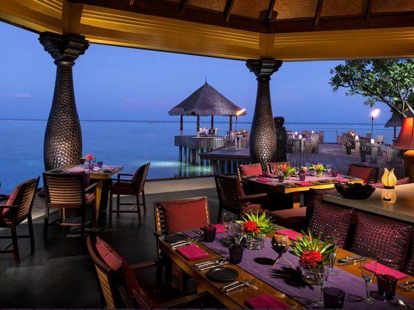 Four Seasons maldives at kuda huraa Baraabaru