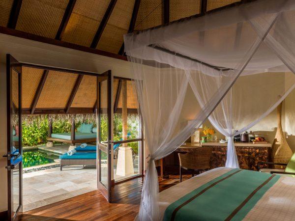 Four Seasons maldives at kuda huraa Beach Pavilion with Pool