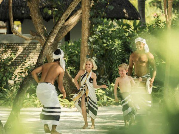 Four Seasons maldives at kuda huraa Fun for the whole family