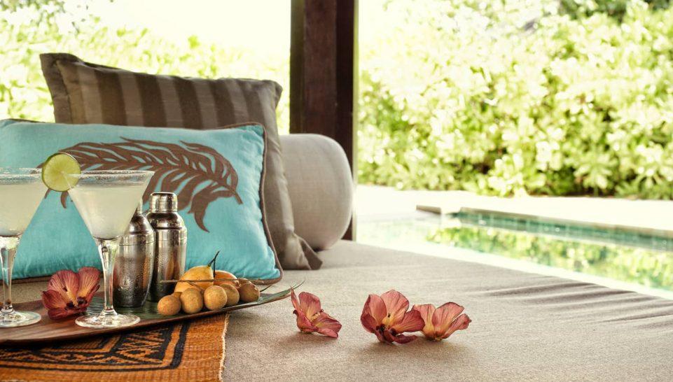 Four Seasons maldives at kuda huraa In Room Dining