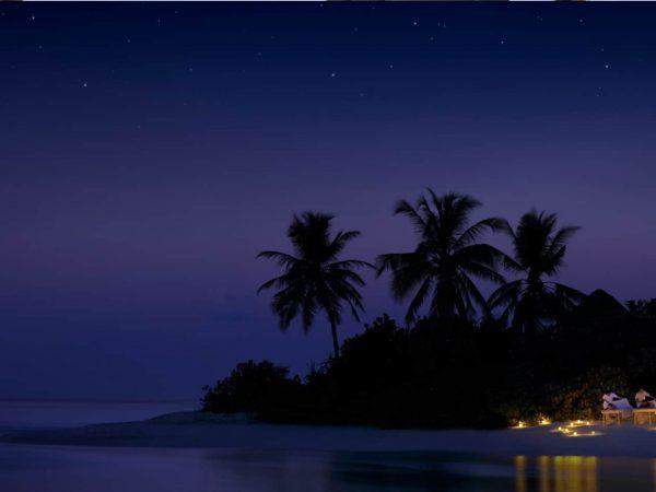 Four Seasons maldives at kuda huraa Night Spa