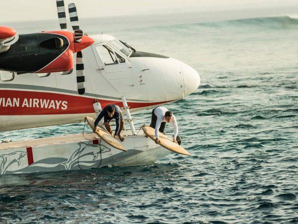 Four Seasons maldives at kuda huraa Seaplane island