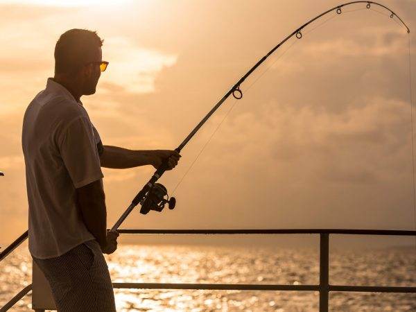 Four Seasons maldives at kuda huraa Sunset Fishing